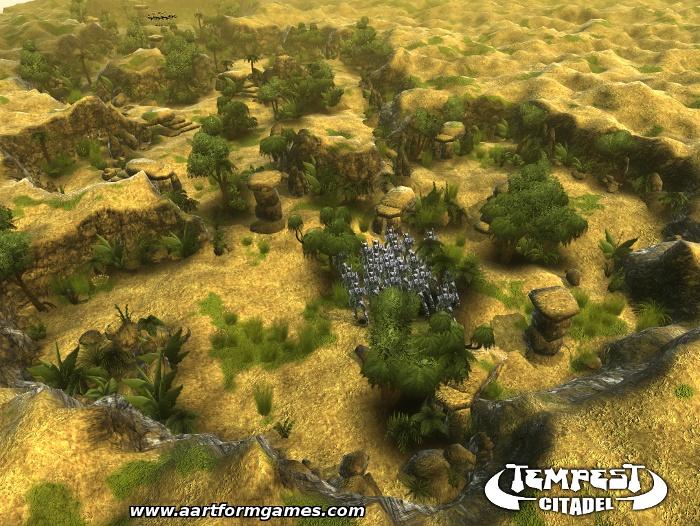 Tempest Citadel - Jungle