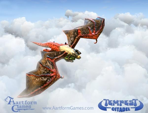 Tempest Citadel - Dragon