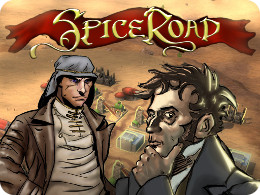 Spice Road - Strategy, Trade and Town Building Game | Aartform Games