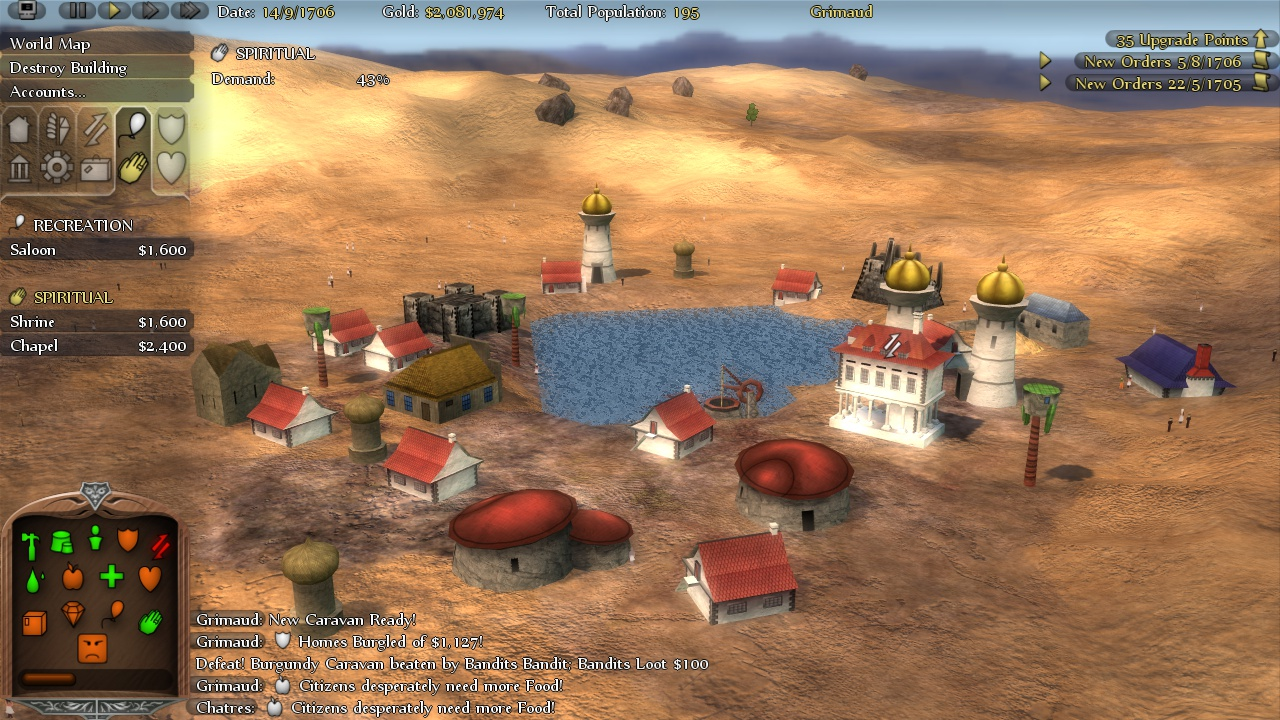 Trading strategy games pc